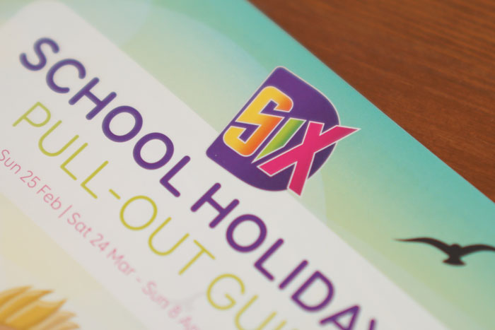 Design for business Six Holiday Activities Logo design