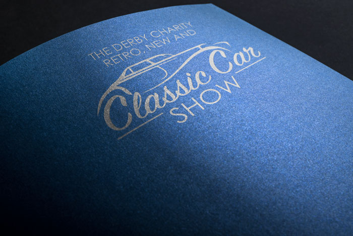 Design for business Classic Car Show Logo design
